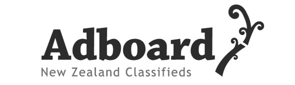 The Adboard logo full version