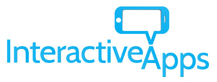 Interactive Apps logo design