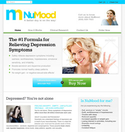 NuMood website