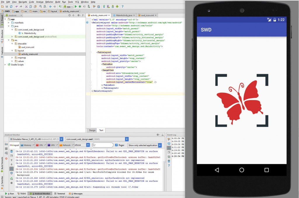 VectorDrawableresources: AndroidStudio source